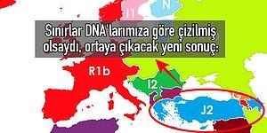 Türkiye, Azerbaycan ve Yunanistan Bir Arada: Ülke Sınırları DNA'mıza Göre Çizilseydi, Ortaya Nasıl Bir Sonuç Çıkardı?