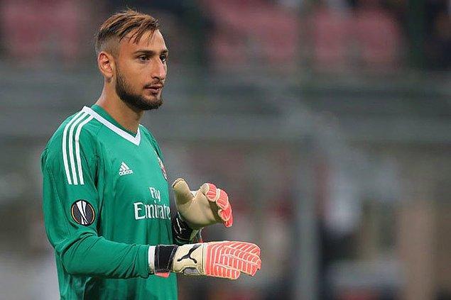 100 - Gianluigi Donnarumma / Milan - 61 milyon €