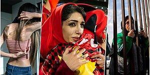 Özgürlük İçimizde! 40 Yıllık Yasağa Karşı Gelip Futbol Stadyumuna Giren İranlı Kadınlar