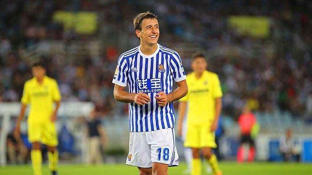50 - Mikel Oyarzabal / Real Sociedad - 75.9 milyon €