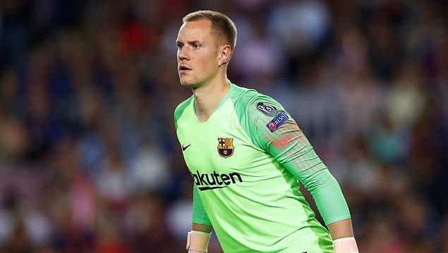 30 - Marc-André ter Stegen / Barcelona - 95.2 milyon €