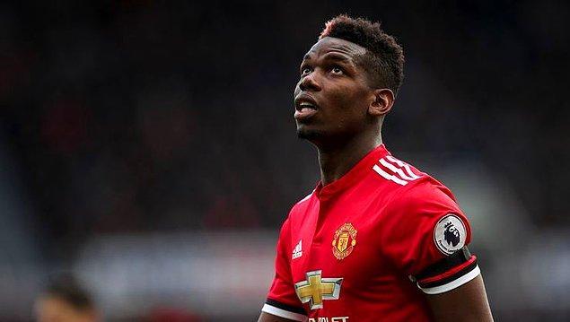16 - Paul Pogba / Manchester United - 125.1 milyon €