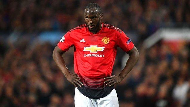 15 - Romelu Lukaku / Manchester United - 125.2 milyon €