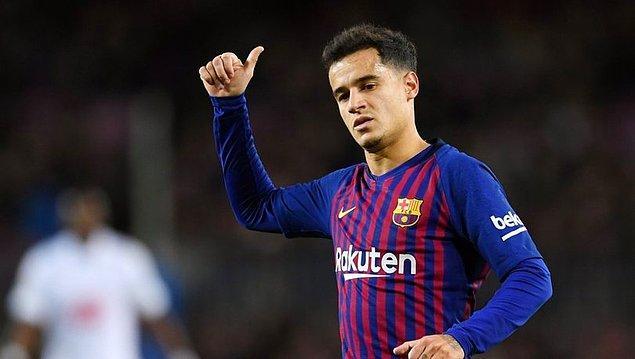 14 - Philippe Coutinho / Barcelona - 129.4 milyon €