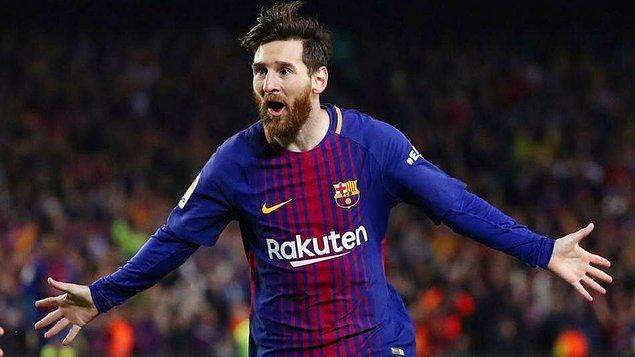 4 - Lionel Messi / Barcelona - 167,4 milyon €
