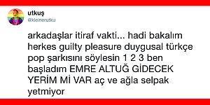 İçten İçe Utanarak Dinledikleri Duygusal Türkçe Şarkıları Paylaşırken Kahkaha Attıran 17 Kişi