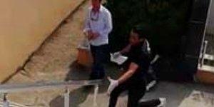 Dakikalar Kala: YKS'nin İkinci Oturumunda Evraklarını Unutan Kişinin Yardımına Yine Polis Koştu