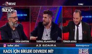 Beyaz TV'de Ulu Önder Atatürk İçin Kullanılan 'Mülteci' İfadesi Tepkilerin Odağında