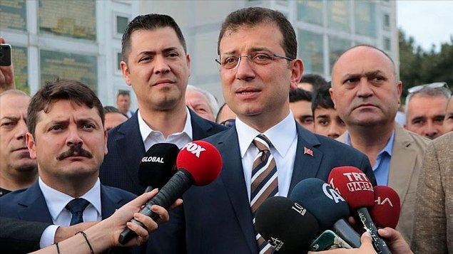 İmamoğlu: 'Yenilenen seçim bir demokrasi mücadelesidir'