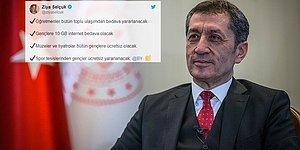 Binali Yıldırım'ın İstanbul Vaatlerini Paylaşmıştı: Milli Eğitim Bakanı Ziya Selçuk Tepkilerin Odağında