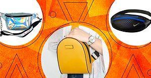 Tekrar Moda Olmasının Yanında Size Dev Kolaylık Sağlayacak Şık Bel Çantanızı Burada Bulacaksınız!