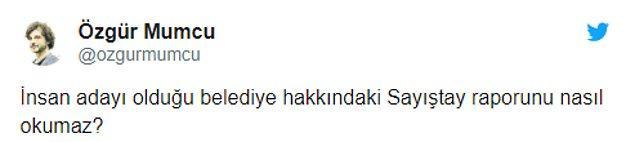 Yıldırım'ın 'Sayıştay' açıklaması sonrası sosyal medyadan da farklı yorumlar geldi...