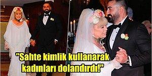 Geçtiğimiz Gün Dünyaevine Girmişti: Zerrin Özer'in Eşi Murat Akıncı'nın Dolandırıcı Olduğu İddia Edildi!