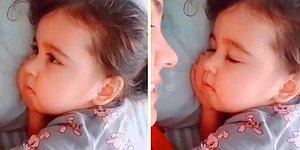 Annesine Yaptığı Efsane Ters Köşe ile Sevimlilik Patlaması Yaşayan Ufaklık