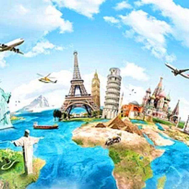 Dünyayı gezmek!