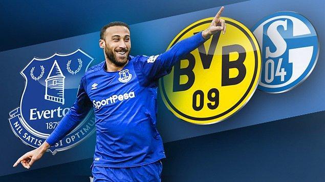 İngiliz basınında çıkan haberlere göre Dortmund'un ezeli rakibi Schalke 04'ün de Cenk'i takip ettiği bildirildi.