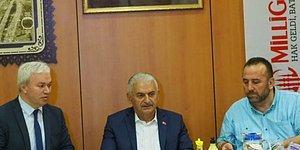 Binali Yıldırım, Saadet Partililerden Özür Diledi ve Ekledi: 'Seçim Yatırımı Olarak Düşünmeyin'