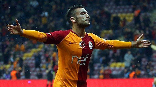 24. Yunus Akgün / Galatasaray ➡️ Lazio