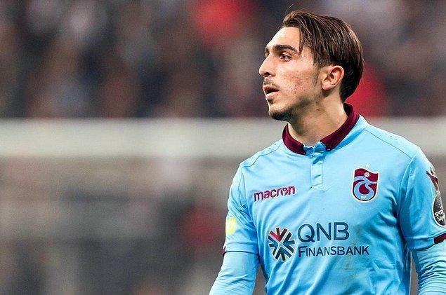 18. Abdulkadir Ömür / Trabzonspor ➡️ Monaco
