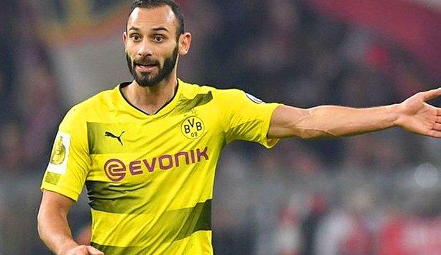 17. Ömer Toprak / Borussia Dortmund ➡️ Beşiktaş