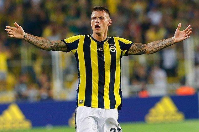 15. Martin Skrtel / Kulüpsüz ➡️ Fenerbahçe, Medipol Başakşehir, Glasgow Rangers