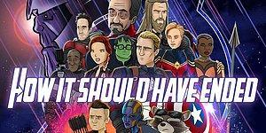Avengers: Endgame Aslında Nasıl Bitmeliydi?