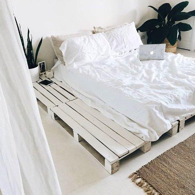 Açık söylemek gerekirse, bizim asıl düştüğümüz bu yataklar oldu...