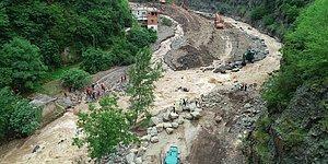 Trabzon Araklı'da Sel Felaketi: 7 Kişi Hayatını Kaybetti