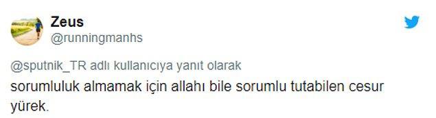 Bakan Pakdemirli'nin bu açıklaması sonrası sosyal medyadan da tepkiler geldi...