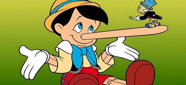 1. Yalan söyleyen kişiler, anlattıkları her olayı bizzat yaşamışlardır ya da orada bulunmuşlardır.