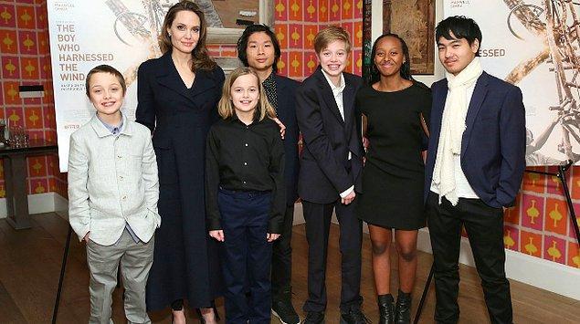 Jolie'nin çocukları olan Maddox, Pax, Zahara, Shiloh, Vivienne ve Knox'un Reeves ile tanışarak çok iyi anlaştığı da kaynağın verdiği bilgiler arasında.