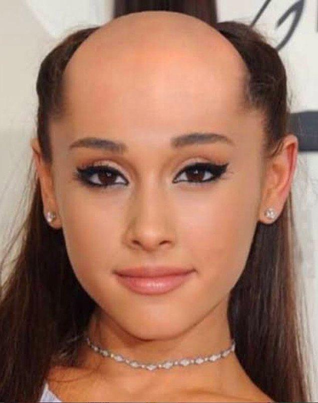 9. Ariana Grande.