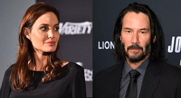 Angelina Jolie ise Brad Pitt ile ayrılığından sonra ilişkileri hakkında yorum yapmadı.