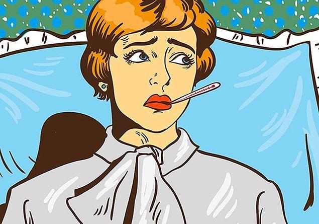Karın ağrınızla birlikte gelişen diğer belirtiler varsa acilen doktora danışın: