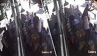 Kaçan Hırsızı Bar Sandalyesiyle Saniyeler İçinde Etkisiz Hale Getiren Adamın Aşırı Cool Hareketi!