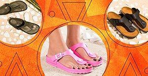 Fırsat Ayağınıza Geldi, Günlük Hayatta Konfor Sağlayacak Terlik ve Sandaletler Ayaklarınıza Serildi!