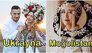 Birbirinden Farklı Gelenekleri İle Dünyanın Çeşitli Bölgelerinde Düğün Kıyafeti Olarak Giyilen 22 İlginç Gelinlik