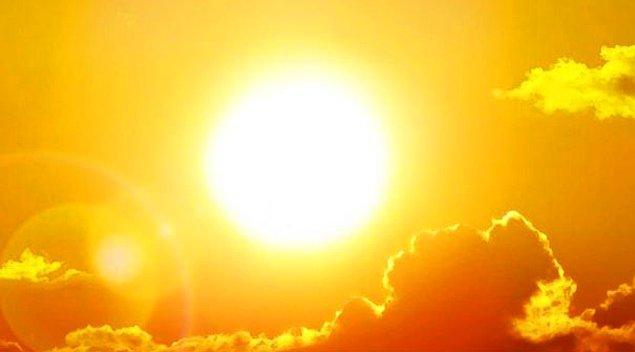 21 Haziran'da güneş ışınları Kuzey Yarımküre'ye en dik, Güney Yarımküre'ye de en eğik açılar ile gelir.