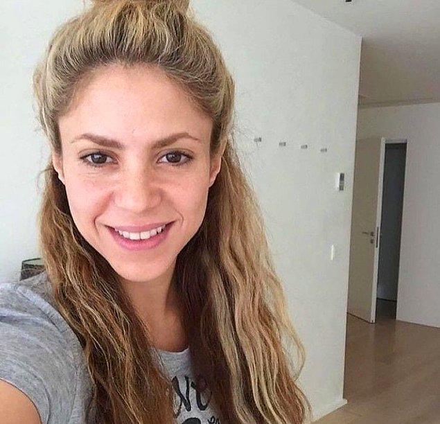13. Shakira