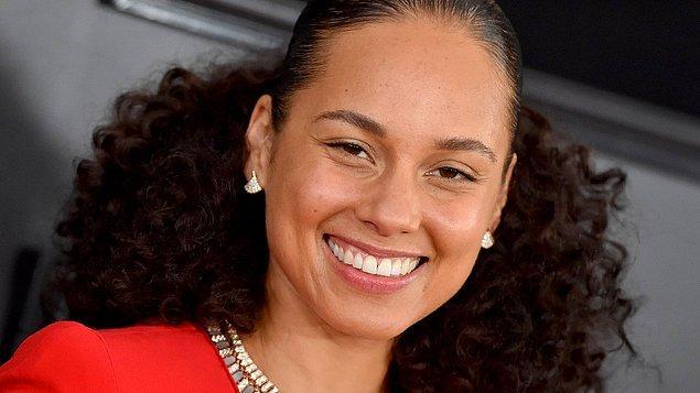 4. Alicia Keys