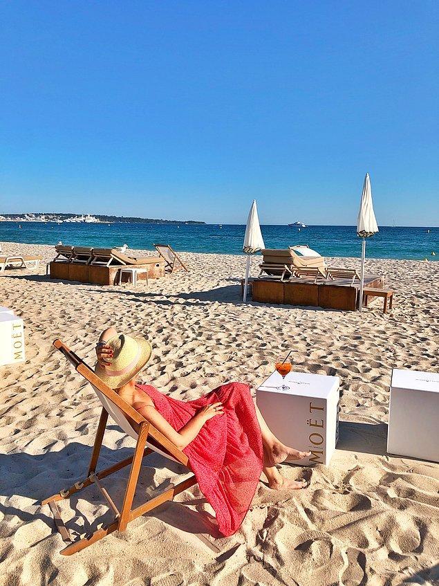 French Riviera demek zaten tam da bu demek!
