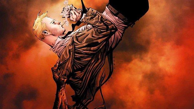 Matrix sonrasında kariyerinde yeni bir yol arayışına giren Keanu Reeves bu kez bir çizgi roman uyarlamasında yer alacaktı.