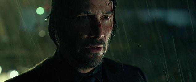 Kariyeri boyunca her döneme başka bir ikon sığdıran Keanu Reeves'in 2010'lu yıllara damgasını vuracak karakteri ise John Wick oldu!