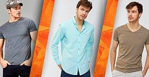 Gardrobuna Katacağın Özgün Çizgiler ve Model Çeşitliliği ile Erkek Giyim Modasını Baştan Yaz!