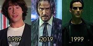 Yakışıklılığı ve Karakteriyle Dövizden Daha Hızlı Yükselen Popülaritesiyle Bir Hollywood İkonu: Keanu Reeves