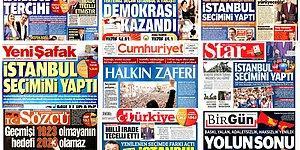 23 Haziran Seçimi Sonrası Hangi Gazete, Nasıl Manşet Attı?