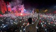 Tarihe Geçen İstanbul Seçiminden 15 Çarpıcı Fotoğraf