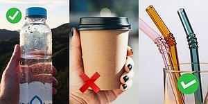 Kendi Payına Düşeni Yap! Daha Sürdürülebilir Bir Yaşam İçin Kolayca Atılacak 15 Temel Adım