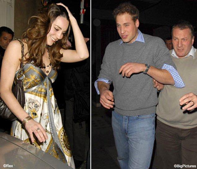 2009 yılına kadar bir dargın bir barışık yürüttükleri ilişkileri tamamen biteceği sırada William'ın aklı nihayet başına geliyor.