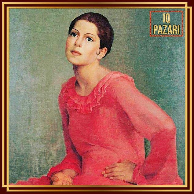 6. Mahmut Cûda'nın ilkin nü olarak yaptığı Sara eseri sonradan 'giydirilmiştir' ve bu özelliğiyle ilkler arasındadır.